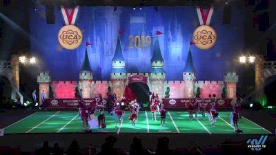 Central Bucks High School-East [2019 Game Day - Super Varsity Finals] 2019 UCA National High School Cheerleading Championship