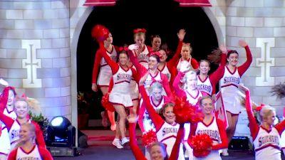 St Josephs Academy [2020 Super Varsity Division II Semis] 2020 UCA National High School Cheerleading Championship