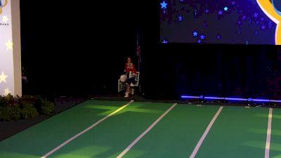 Cherry Creek High School [2020 Large Non Tumbling Game Day Finals] 2020 UCA National High School Cheerleading Championship