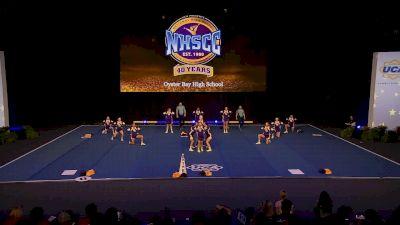 Oyster Bay High School [2020 Small Coed Non Tumbling Semis] 2020 UCA National High School Cheerleading Championship