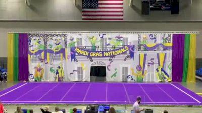 Empire Cheerleading - Dynasty White [Level 1.1 Junior Prep D2] 2020 The U.S. Finals Virtual Championship