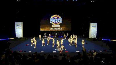 Lakeland High School [2020 Super Varsity Non Tumbling Semis] 2020 UCA National High School Cheerleading Championship