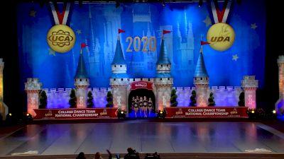 Stony Brook University [2020 Division I Jazz Semis] 2020 UCA & UDA College Nationals
