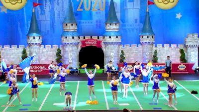 Live Oak High School [2020 Super Game Day Division II Prelims] 2020 UCA National High School Cheerleading Championship