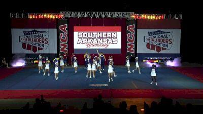 Southern Arkansas University [2019 Intermediate Small Coed II Finals] 2019 NCA & NDA Collegiate Cheer and Dance Championship