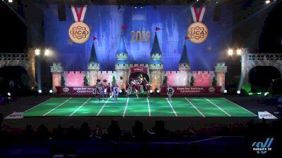 La Serna High School [2019 Game Day - Super Varsity Finals] 2019 UCA National High School Cheerleading Championship