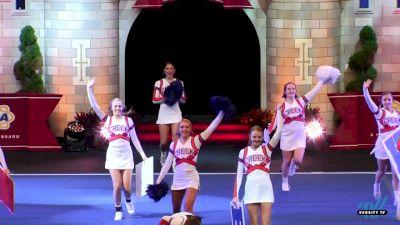 Silver Creek High School (IN) [2019 Small Varsity Division II Finals] 2019 UCA National High School Cheerleading Championship