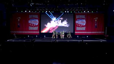 Express Stingers Hornets [2019 L4 Small Senior Coed D2 Day 1] 2019 NCA All Star National Championship