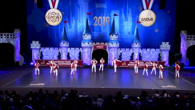 University of New Mexico [2019 Division IA Hip Hop Semis] UCA & UDA College Cheerleading and Dance Team National Championship