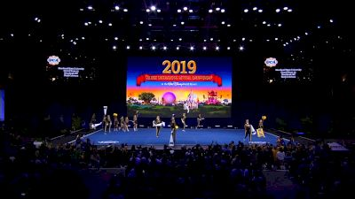 Morehead State University [2019 Cheer Division I Finals] UCA & UDA College Cheerleading and Dance Team National Championship