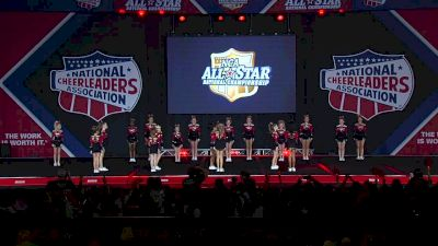 Woodlands Elite Raiders [2020 L2 Small Youth Day 1] 2020 NCA All-Star Nationals