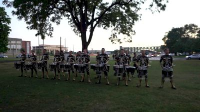 In The Lot: Boston Crusaders at DCI Prelims