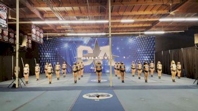 The California All Stars - San Marcos - Covergirls [L5 Senior] 2021 USA All Star Virtual Championships