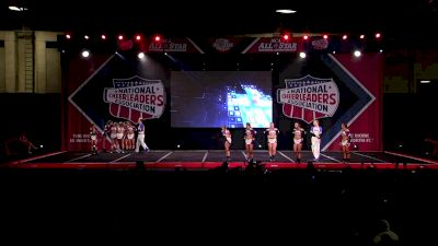 All 4 Cheer 5 Alarm [2020 L5 Small Senior Coed D2 Day 2] 2020 NCA All-Star Nationals