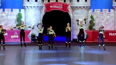 Iowa City West High School [2020 Small Pom Finals] 2020 UDA National Dance Team Championship