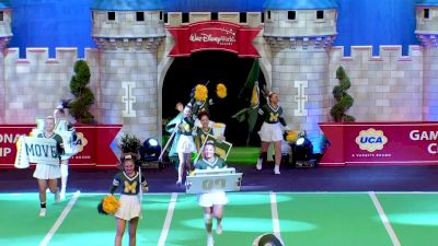Montgomery High School [2020 Small Game Day Division I Finals] 2020 UCA National High School Cheerleading Championship