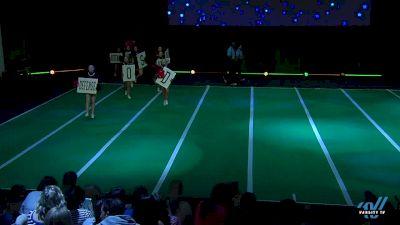 Odessa High School [2019 Game Day - Small Non Tumbling Semis] 2019 UCA National High School Cheerleading Championship