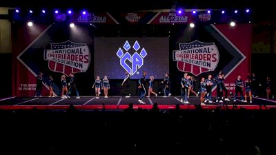 Cheer Athletics Claw [2020 L7 International Open Large Coed Day 2] 2020 NCA All-Star Nationals