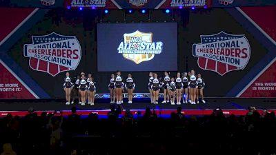 American Cheer Junior Blue [2020 L2 International Junior Day 1] 2020 NCA All-Star Nationals