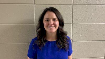 Nicole Tyson Coaching at Oklahoma City University