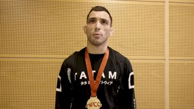 UK's Ashley Williams Has Beat ADCC Vets, Now He's Going to The 2022 World Championships