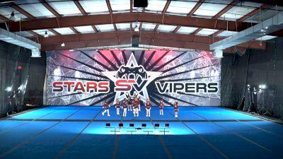 Stars Vipers - Pink Ribbons [L1 Mini - Novice] 2021 NCA All-Star Virtual National Championship