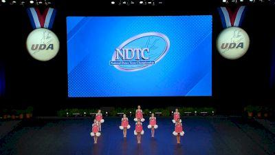 Prima Dance All-Stars - Mini Pom [2021 Mini - Pom Finals] 2021 UDA National Dance Team Championship