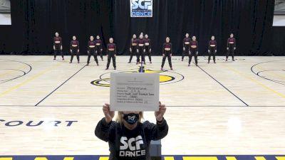 South Coast Freestyle - South Coast Freestyle [Senior - Hip Hop] 2021 USA All Star Virtual Championships