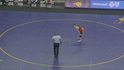149 lbs - Boo Lewallen, Oklahoma State) vs Tristan Lara, UNI