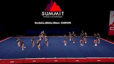 Revolution Athletics Allstars - RAMPAGE [2021 L1 Junior - Small Semis] 2021 The D2 Summit