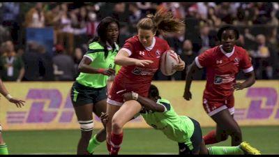 Sophie de Goede: Most Versatile Player In Women's Rugby