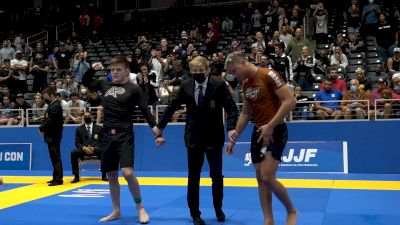 Jacob Couch Chokes Opponent Out COLD in World No-Gi Final