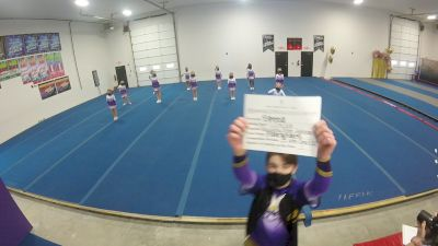 Royalty Elite - Fairytales [L1 Mini - D2] 2021 Varsity All Star Winter Virtual Competition Series: Event I