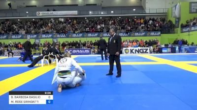 Bianca Basilio Hits A Lightning Fast Footlock At Euros