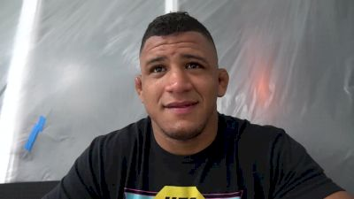 "Gilbert ""Durinho"" Burns Says Jiu-Jitsu Key To Beating Kamaru Usman at UFC 258"