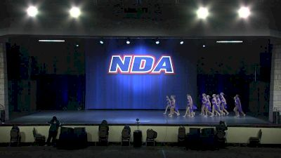 Dancin Bluebonnets [2021 Youth Large Contemporary/Lyrical Day 2] 2021 NDA All-Star National Championship