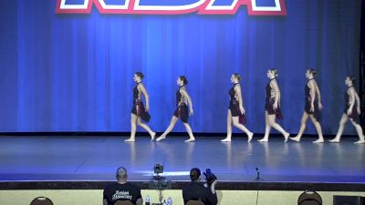 Dancin Bluebonnets [2021 Open Open/Open Lyrical] 2021 NDA All-Star National Championship