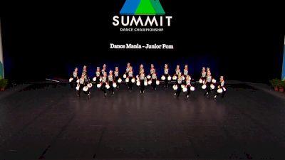 Dance Mania - Junior Pom [2021 Junior Pom Finals] 2021 The Dance Summit