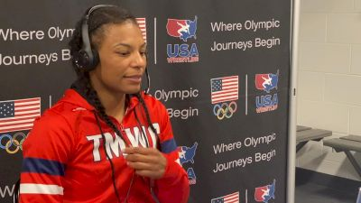 Jacarra Winchester: 2021 U.S. National Champion (WFS 55 kg)