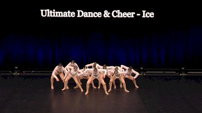 Ultimate Dance & Cheer - Ice [2021 Youth Jazz - Small Semis] 2021 The Dance Summit
