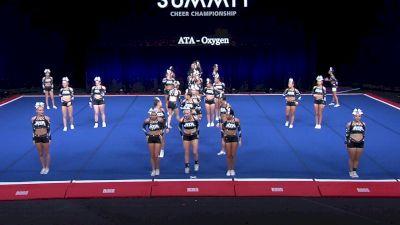 ATA - Oxygen [2021 L4.2 Senior Coed - Medium Wild Card] 2021 The Summit
