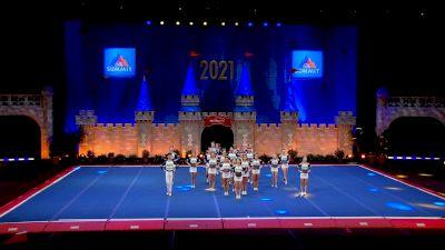 CheerVille Athletics MJ - Phantom [2021 L3 U17 Finals] 2021 The Summit
