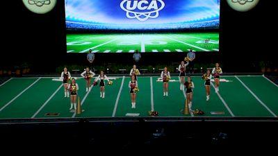 St Augustine High School [2021 Small Junior Varsity Game Day Semis] 2021 UCA National High School Cheerleading Championship