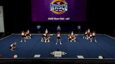 JAGS Cheer Club - 14U [2021 Trad Rec Non Aff 14Y Semis] 2021 UCA National High School Cheerleading Championship
