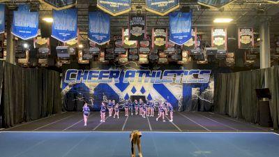 Cheer Athletics - Icecats [L3 Junior - Small - B] 2021 NCA All-Star Virtual National Championship