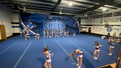 Just Cheer All Stars - Wildcats [L2 Junior - Small] 2021 Coastal at the Capitol Virtual National Championship