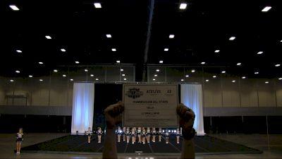 Power House All Stars - Halo [L1 Mini - Small] 2021 NCA All-Star Virtual National Championship
