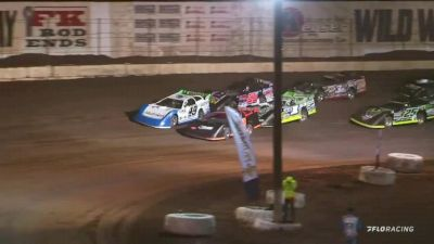 Highlights | Super Late Models Saturday at Wild West Shootout