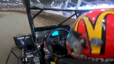 Lucas Oil On-Board: Kevin Thomas Jr. Non-Wing Outlaw Qualifier Friday