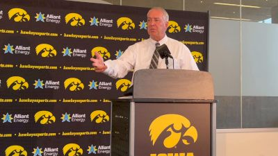 The Next Steps For Iowa's Facilities And Women's Wrestling Program